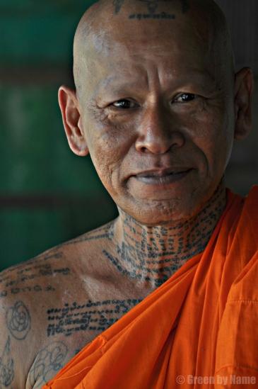 The Magic Monk of Phnom Kulen