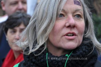 protestwomanlondoncr