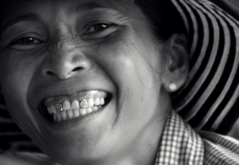 Khmer smile - Otres